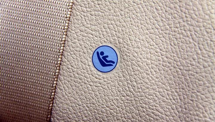 2011款 进口宝马x3 xdrive35i 豪华型 儿童座椅安全带锁