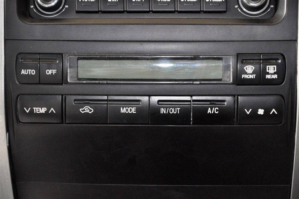 双环sceo中控台空调控制键