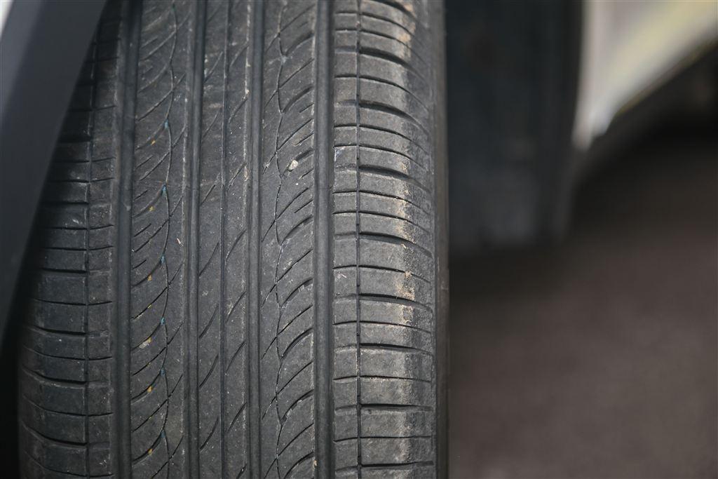 绅宝x65轮胎花纹图片