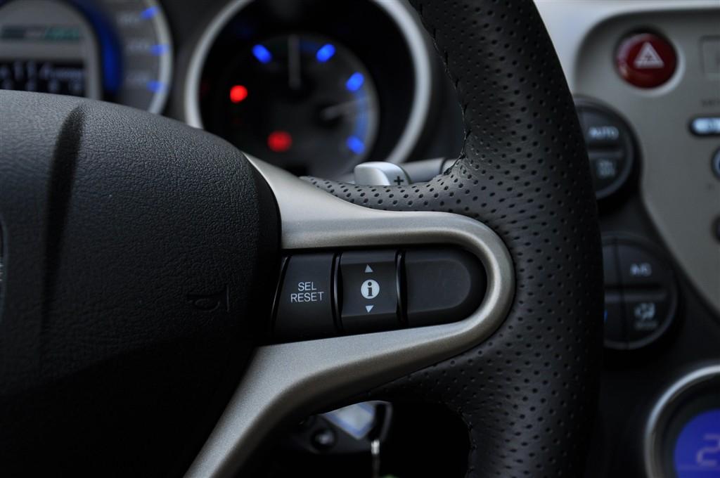 飞度(进口)方向盘功能键(右)图片