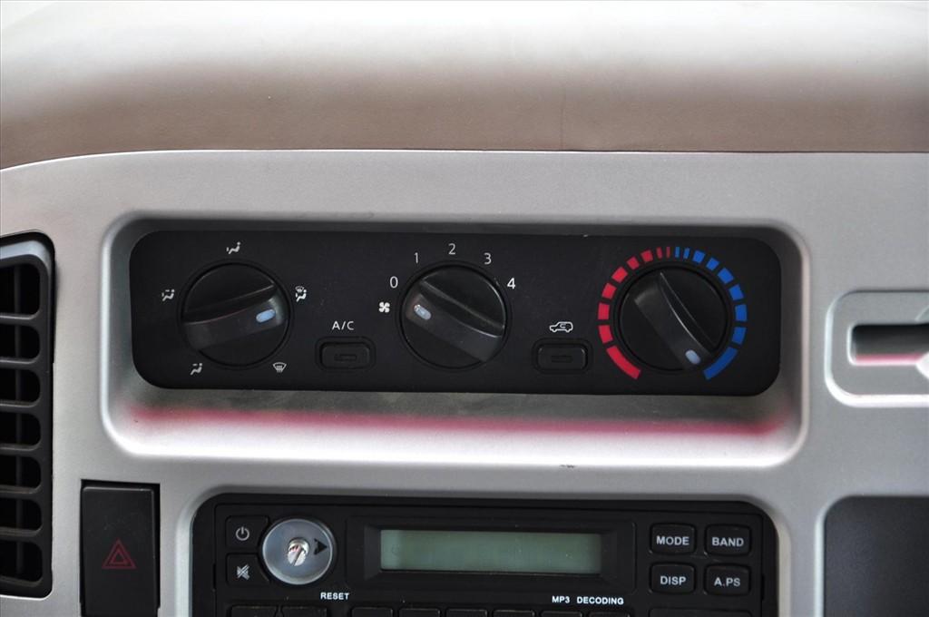 奥铃ctx中控台空调控制键