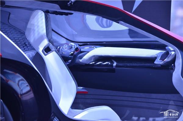2016北京车展重磅新车:奇瑞fv2030概念车
