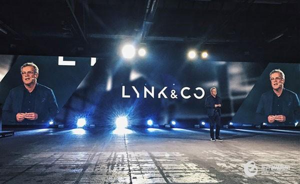吉利全新高端汽车品牌lynk & co正式发布